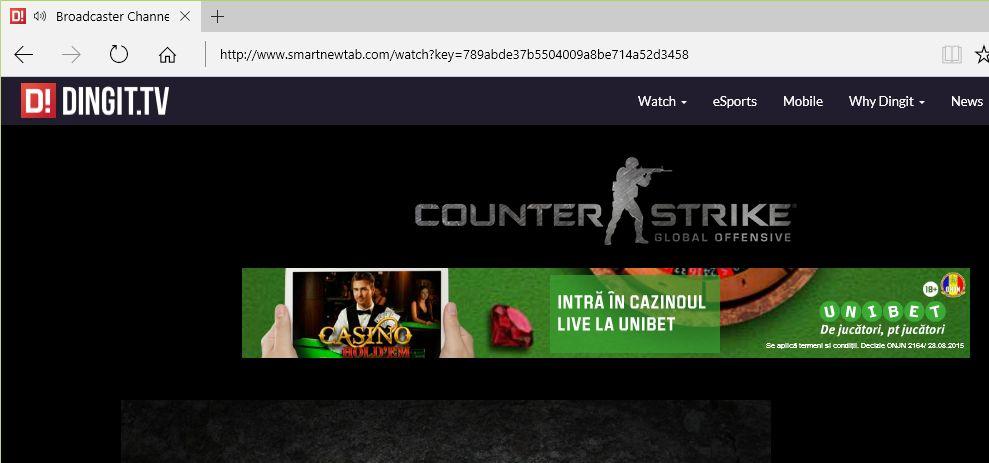 Smartnewtab.com Removal