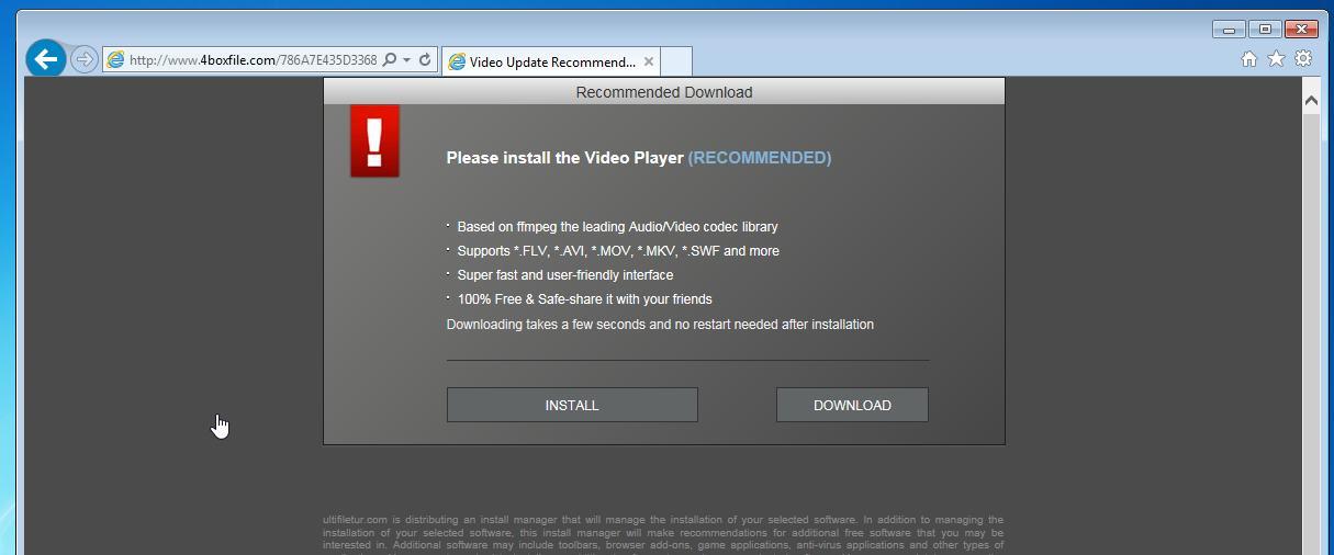 4boxfile.com Removal